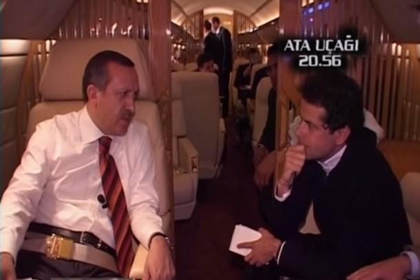 Erdoğan'ın 24 saatini Cüneyt Özdemir görüntüledi