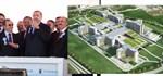 Türkiye'nin en büyük hastanesi Etlik Şehir Hastanesi'nin temeli atıldı!
