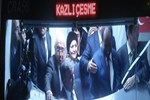 Marmaray'da ilk izdiham yaşandı