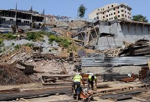 Başkent'te yıl sonuna kadar 850 gecekondu daha yıkılacak!