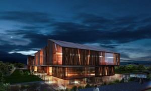 Tabanlıoğlu'na, Dünya Mimarlık Festivali WAF'tan büyük ödül!