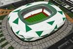 Konya Stadyumuna 2014'te kavuşuyor