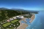Trabzon Akyazı Spor Kompleksi'nin temeli atıldı!