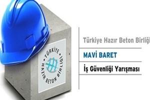 2. Mavi Baret İş Güvenliği Yarışması 5 Aralık'ta!