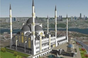İşte Çamlıca Camii'nin son hali!