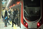 Marmaray Sirkeci istasyonu hizmette