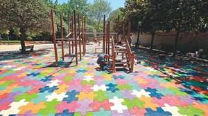Gezi Parkı'na çocuk oyun parkı yapılıyor!