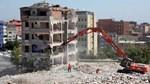Esenler kentsel dönüşüm'de son bina yıkıldı