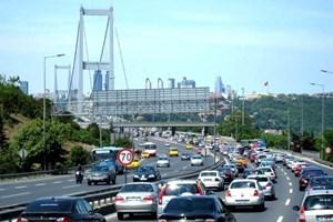Köprü ve otoyollardan 4,4 milyar dolarlık gelir