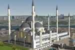 Çamlıca Camisi inşaatında flaş gelişme