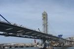 Haliç Metro köprüsünde test sürüşleri başladı