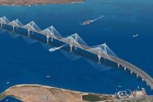 Köprünün montajına Gül ve Erdoğan da gelecek!