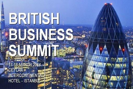 Birleşik Krallık Ticaret ve Yatırım Zirvesi başlıyor