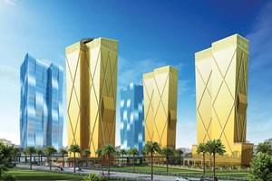 Dap Vazo Kule'de son rezidanslar 20 bin lira peşinat, 48 ay sıfır faizle!