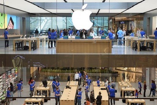 Türkiye'deki ilk Apple Store açıldı