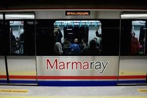 Marmaray ilk 6 ayda ne kadar yolcu taşıdı?