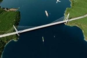 3. köprü için dev kaynak!