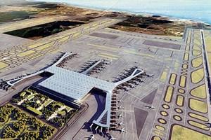 Kanal İstanbul gecikti, 3. havalimanı daha alçak olacak