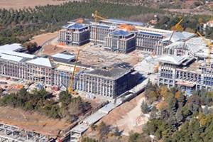 AOÇ'de Başbakanlık binasına ret