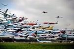 Atatürk Havalimanı'nda 66 saniyede bir uçak iniş-kalkış yaptı