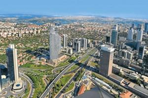 Kağıthane ve Ataşehir İstanbul'un yeni ofis merkezleri oluyor
