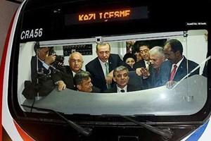 Marmaray'a kardeş geliyor.