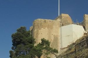 1200 yıllık tarihi kaleye 'Ak' duvar