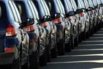 Avrupa'da otomotiv sektöründe yükseliş gözlendi