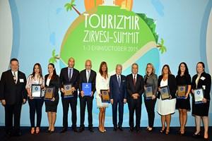 Dünya turizmcileri İzmir'de buluştu!