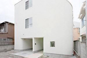 Japonya tasarlanan sıradışı ev görenleri şaşırtıyor