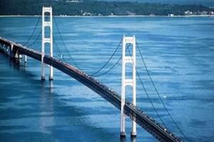 Çanakkale Boğaz Köprüsü'nün yapımına başlandı
