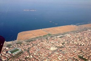 Trabzon Sahil Dolgu Projesi ne durumda?