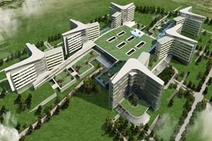 En büyük şehir hastanesi açılışa hazırlanıyor!