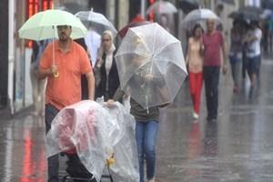 Meteoroloji sağanak uyarısında bulundu