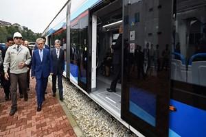 İzmir tramvaylarında tünelin sonu görüldü