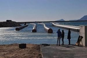 Kıbrıs'a su taşıma projesi yarın başlıyor