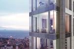 İstanbul'u izliyorum Çiftçi Towers'tan!