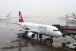 Türk Hava Yolları'nda 25 sefer iptal edildi