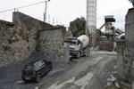 Tarihi tersaneye beton santrali şoku!