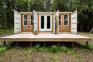Orman içinde 3 oda ev 10 bin TL