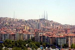 Ankara Yenimahalle'de 65 milyon TL'lik arsa