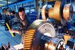 Sanayi üretiminde yüzde 7.2 artış görüldü