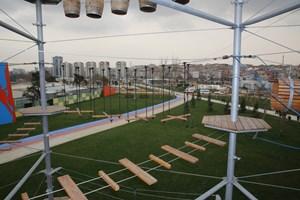 150 bin metrekarelik Çırpıcı Kent Parkı açıldı!