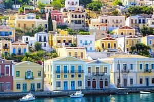 Yunanistan konutları değerini yitirdi