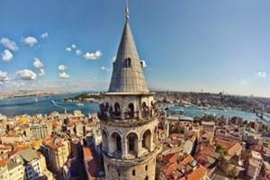 Metrekareye en çok İstanbul'da turist düşüyor