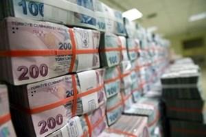 Bankacılık kredi hacminde azalma gözlendi