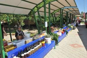 İzmir'e organik ürünler için pazaryeri yapılacak