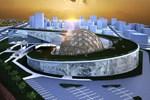 Adıyaman'a yapılacak olan müze uzay mekiğini andırıyor