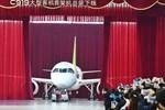 Çin kendi üretimi uçağını yaptı