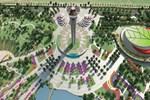Antalya'nın yeni sembolünün inşaatı sürüyor